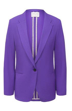 Женский жакет FORTE_FORTE фиолетового цвета, арт. 7728 | Фото 1