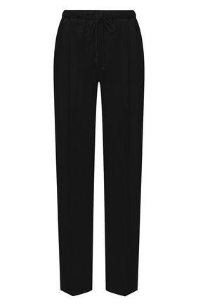 Женские брюки FORTE_FORTE черного цвета, арт. 7730 | Фото 1