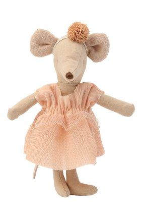 Игрушка Мышка старшая сестра Балерина | Фото №1