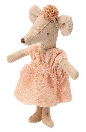 Игрушка Мышка старшая сестра Балерина | Фото №2