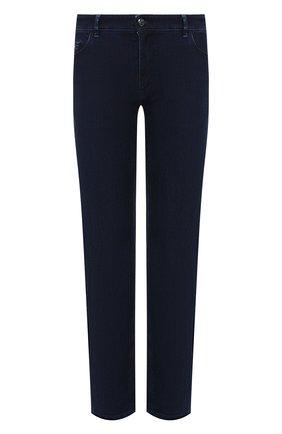 Мужские джинсы ZILLI темно-синего цвета, арт. MCU-00061-SSBC1/R001/AMIS | Фото 1