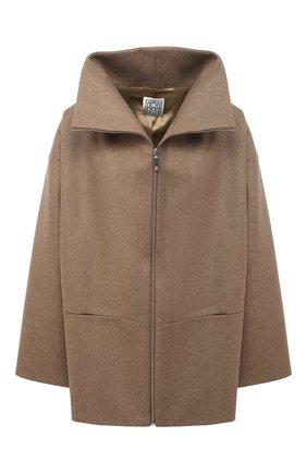 Женское пальто TOTÊME бежевого цвета, арт. MENFI W00L 204-102-718 | Фото 1