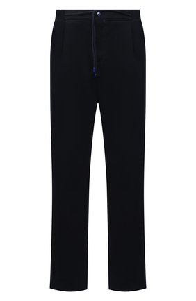 Мужские джинсы ZILLI SPORT темно-синего цвета, арт. MCU-00542-DEC09/S001 | Фото 1