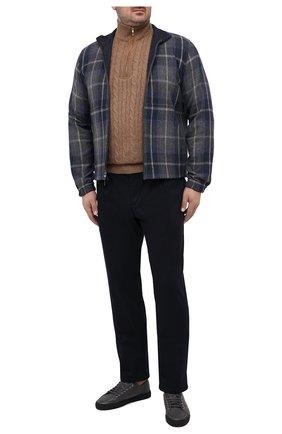 Мужские джинсы ZILLI SPORT темно-синего цвета, арт. MCU-00542-DEC09/S001 | Фото 2