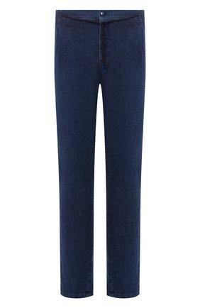 Мужские джинсы ZILLI SPORT синего цвета, арт. MCU-00600-HCBL6/S001 | Фото 1