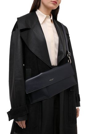 Женская сумка GIORGIO ARMANI синего цвета, арт. Y1E156/YTV3A | Фото 2