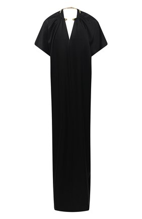 Женское платье ESCADA черного цвета, арт. 5035025 | Фото 1