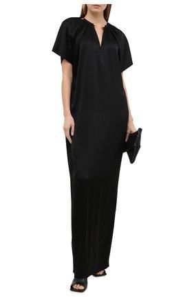 Женское платье ESCADA черного цвета, арт. 5035025 | Фото 2