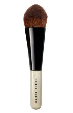 Кисть precise buffing brush BOBBI BROWN бесцветного цвета, арт. EMCY-01   Фото 1