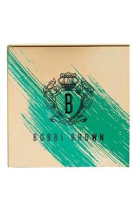 Компактная пудра luxe gilded highlighter, foiled petal BOBBI BROWN бесцветного цвета, арт. ENP7-Y0 | Фото 2