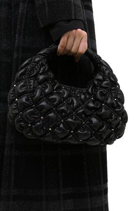 Женская сумка valentino garavani spikeme VALENTINO черного цвета, арт. UW0B0H82/EFZ | Фото 2