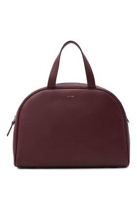 Женская сумка THE ROW бордового цвета, арт. W1261L129 | Фото 1
