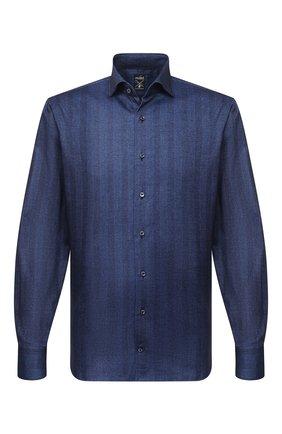 Мужская рубашка VAN LAACK темно-синего цвета, арт. MIVARA-TF/155144 | Фото 1