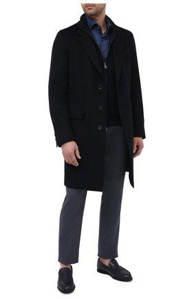 Мужская рубашка VAN LAACK темно-синего цвета, арт. MIVARA-TF/155144 | Фото 2