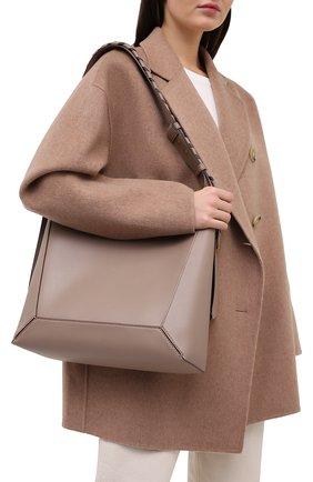Женская сумка STELLA MCCARTNEY бежевого цвета, арт. 700167/W8775 | Фото 2