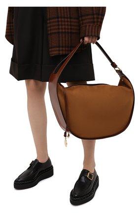 Женская сумка STELLA MCCARTNEY коричневого цвета, арт. 700122/W8732 | Фото 2