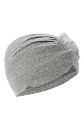 Женская повязка на голову HARLEY-DAVIDSON серого цвета, арт. 97745-16VW   Фото 1