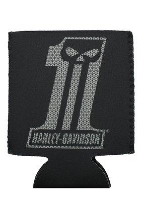 Мужской термочехол HARLEY-DAVIDSON черного цвета, арт. 96870-15V | Фото 1 (Материал: Текстиль)