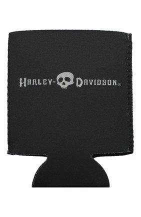 Мужской термочехол HARLEY-DAVIDSON черного цвета, арт. 96870-15V | Фото 2 (Материал: Текстиль)