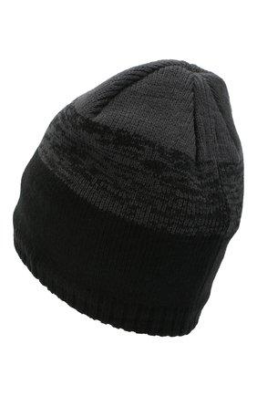 Мужская шапка HARLEY-DAVIDSON серого цвета, арт. 97608-21VM | Фото 2