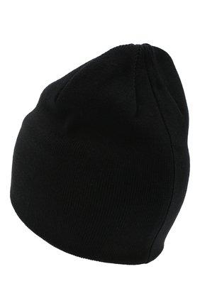 Мужская двусторонняя шапка HARLEY-DAVIDSON черного цвета, арт. 97618-21VM   Фото 2