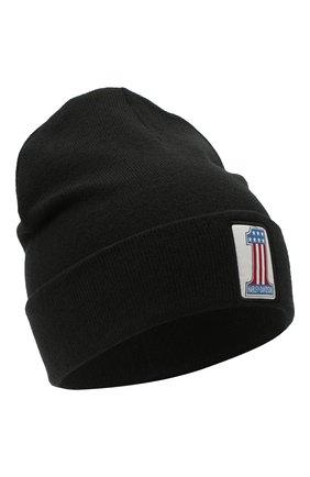 Мужская шапка HARLEY-DAVIDSON черного цвета, арт. 97635-21VM   Фото 1
