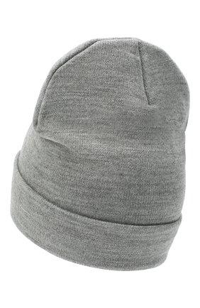 Мужская шапка HARLEY-DAVIDSON серого цвета, арт. 97641-21VM | Фото 2