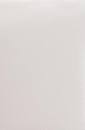 Женский топ GALVAN LONDON серебряного цвета, арт. 100C0TPSS6001 | Фото 5 (Кросс-КТ: без рукавов; Материал внешний: Синтетический материал; Длина (для топов): Стандартные; Материал подклада: Синтетический материал; Рукава: Без рукавов; Стили: Романтичный)