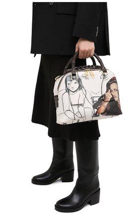 Женская сумка daria CHLOÉ белого цвета, арт. CHC20WS360D56 | Фото 2