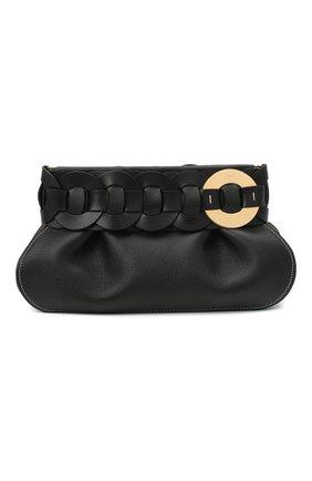 Женский клатч darryl CHLOÉ черного цвета, арт. CHC20WS343D71 | Фото 1