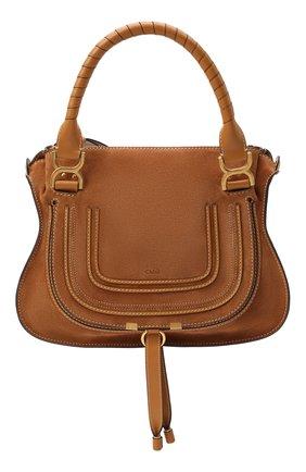 Женская сумка marcie CHLOÉ коричневого цвета, арт. CHC20WS860D41 | Фото 1