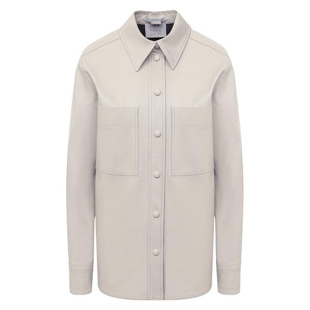 Рубашка из вискозы Stella McCartney