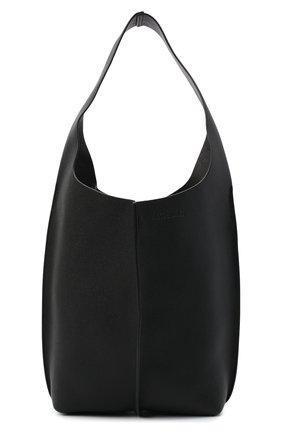 Женский сумка-шопер ACNE STUDIOS черного цвета, арт. A10098 | Фото 1