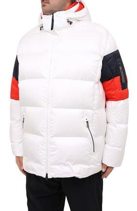 Мужская пуховая куртка BOGNER белого цвета, арт. 31024253 | Фото 3