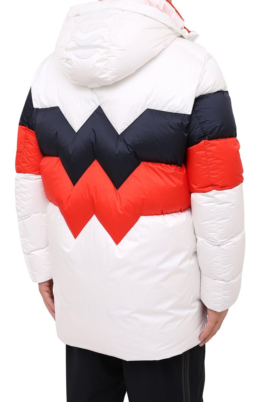 Мужская пуховая куртка BOGNER белого цвета, арт. 31024253 | Фото 4