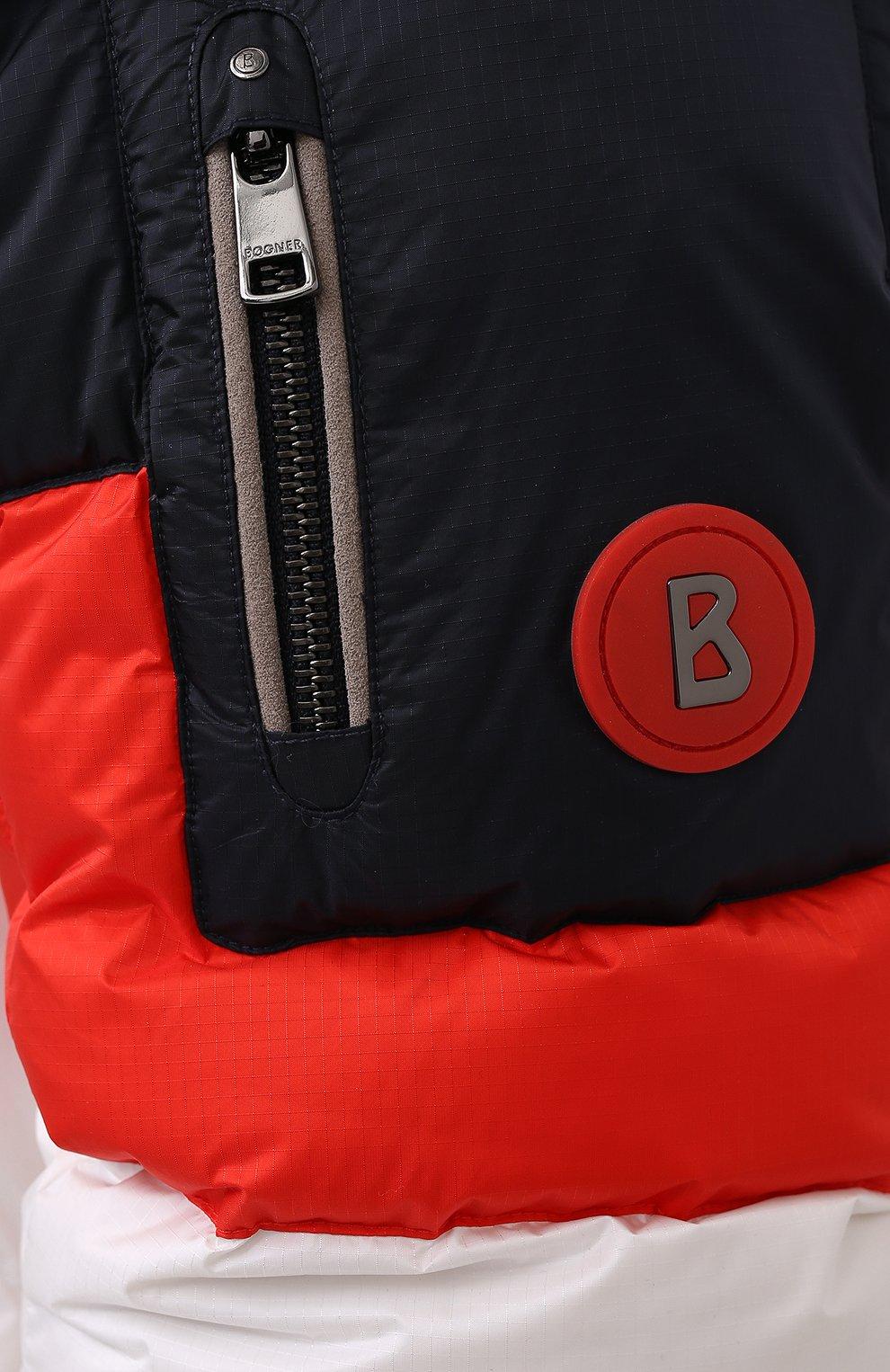 Мужская пуховая куртка BOGNER белого цвета, арт. 31024253 | Фото 5
