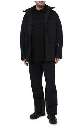 Мужская утепленная куртка BOGNER черного цвета, арт. 34195186 | Фото 2
