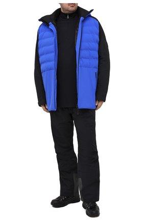 Мужская утепленная куртка BOGNER синего цвета, арт. 34204861 | Фото 2