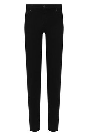 Мужские джинсы CITIZENS OF HUMANITY черного цвета, арт. 6170B-1149 | Фото 1 (Длина (брюки, джинсы): Стандартные; Материал внешний: Хлопок; Силуэт М (брюки): Узкие; Стили: Кэжуэл)