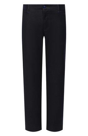 Мужские джинсы ZILLI темно-синего цвета, арт. MCU-00545-DEC09/R001 | Фото 1