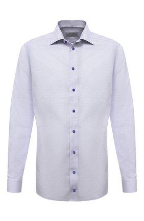Мужская хлопковая сорочка ETON синего цвета, арт. 1000 01768   Фото 1