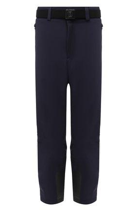 Мужской утепленные брюки BOGNER темно-синего цвета, арт. 11084815 | Фото 1