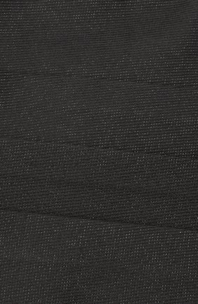 Мужской комплект из камербанда и галстука-бабочки BOSS черного цвета, арт. 50448748 | Фото 7