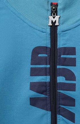 Детский толстовка MONTA JR темно-синего цвета, арт. CAMDEN | Фото 3 (Рукава: Длинные; Мальчики Кросс-КТ: Толстовка-спорт; Материал внешний: Синтетический материал, Хлопок; Ростовка одежда: 12 лет | 152 см, 13 - 15 лет | 158 см, 5 лет | 110 см, 7 лет | 122 см, 9 лет | 134 см)