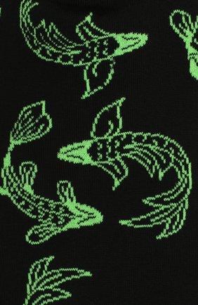 Мужские носки GALLO черного цвета, арт. AP509486   Фото 2