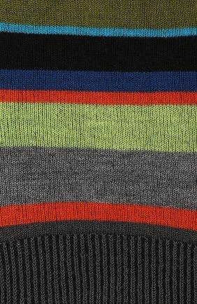 Мужские хлопковые подследники GALLO разноцветного цвета, арт. AP508364 | Фото 2
