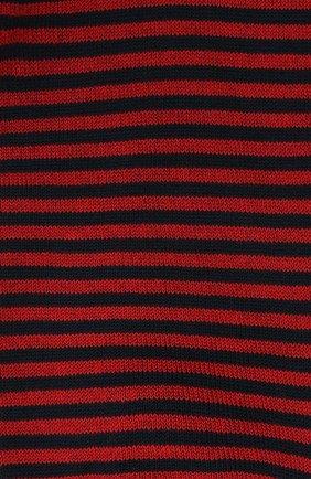 Мужские хлопковые носки GALLO красного цвета, арт. AP103650 | Фото 2