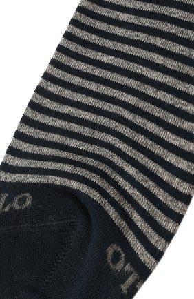 Мужские хлопковые носки GALLO серого цвета, арт. AP103650 | Фото 2