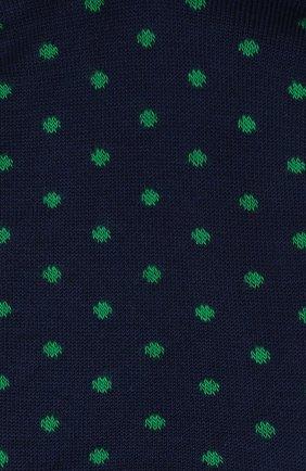 Мужские хлопковые носки GALLO темно-синего цвета, арт. AP103614   Фото 2