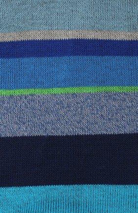 Мужские хлопковые носки GALLO синего цвета, арт. AP103480 | Фото 2